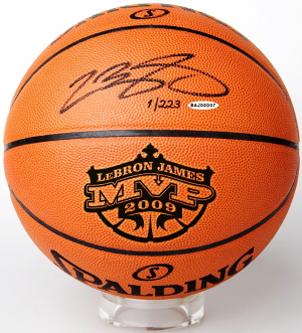 Автограф Леброна Джеймса :: фотообзор :: Леброн Джеймс ...: http://lichnosti.net/pset_8481.html