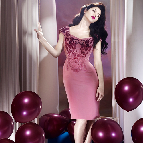 Марина и Бриллианты (Marina And The Diamonds) – Марина Ламбрини Диамандис  (Marina  Lambrini Diamandis)