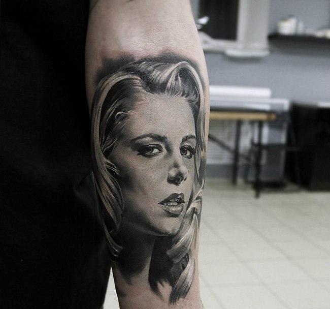 Татуировки Ромы Зверя