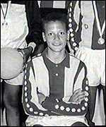 Рио Фердинанд в детстве