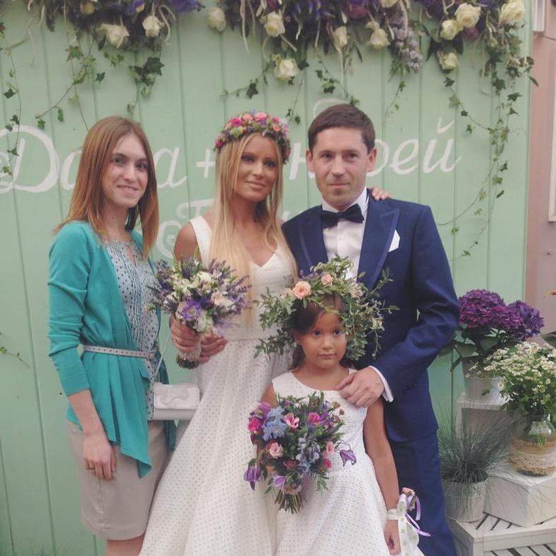 Свадьба Даны Борисовой