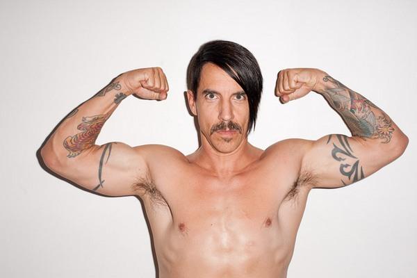 Энтони Кидис (Anthony Kiedis)