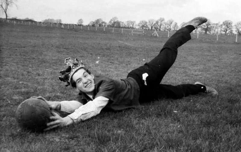 Иэн Маккеллен в Кембридже, 1961 год