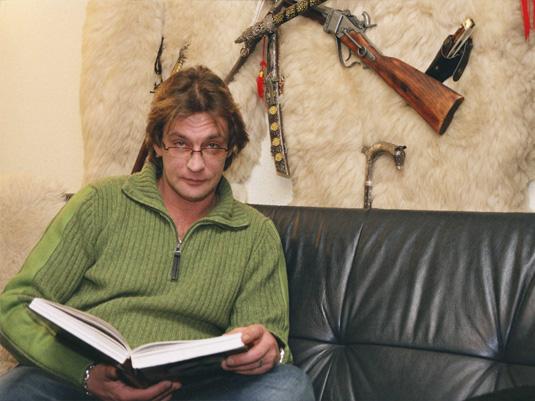 Александр домогаров биография личная жизнь - e91