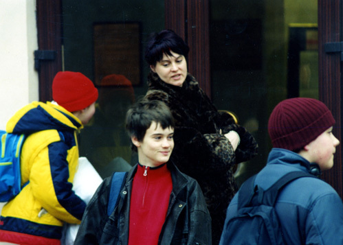 Жены Александра Домогарова