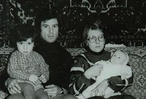 валерий харламов биография жена дети фото