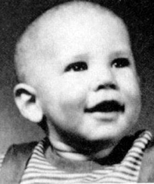 Харрисон Форд в детстве и молодости