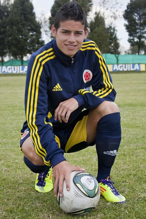 Хамес Родригес (James Rodríguez)