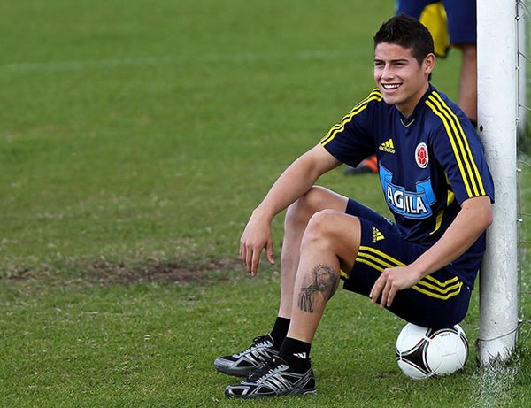 Хамес Родригес (James Rodríguez)