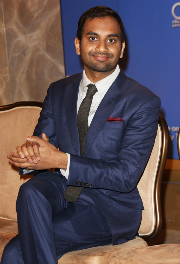 Азиз Ансари (Aziz Ansari)