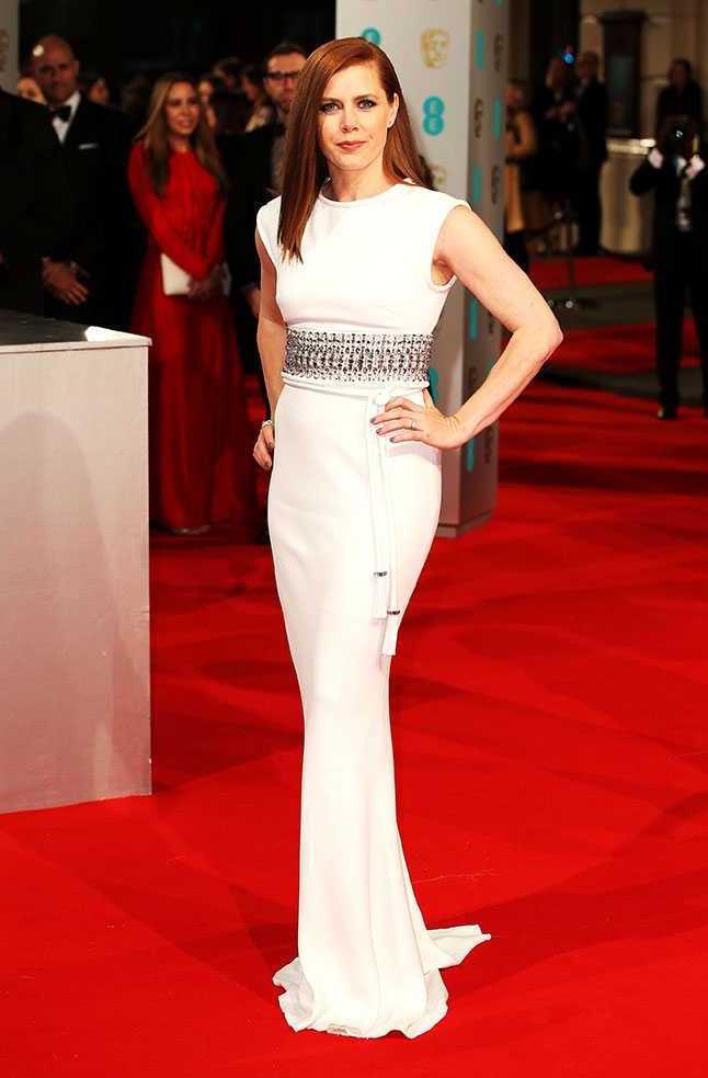 Лучшие наряды церемонии BAFTA-2015