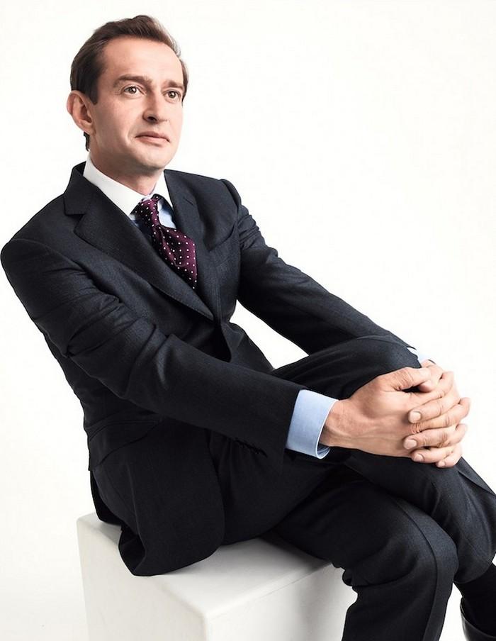 Константин Хабенский для GQ Russia, сентябрь 2015