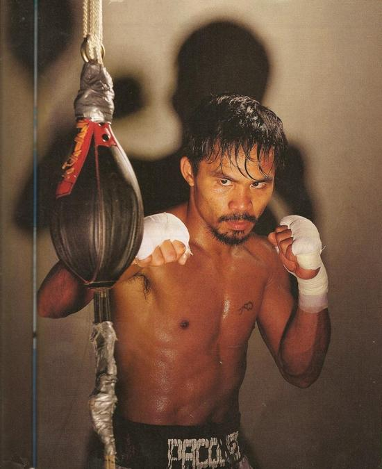 Мэнни Пакьяо (Manny Pacquiao)