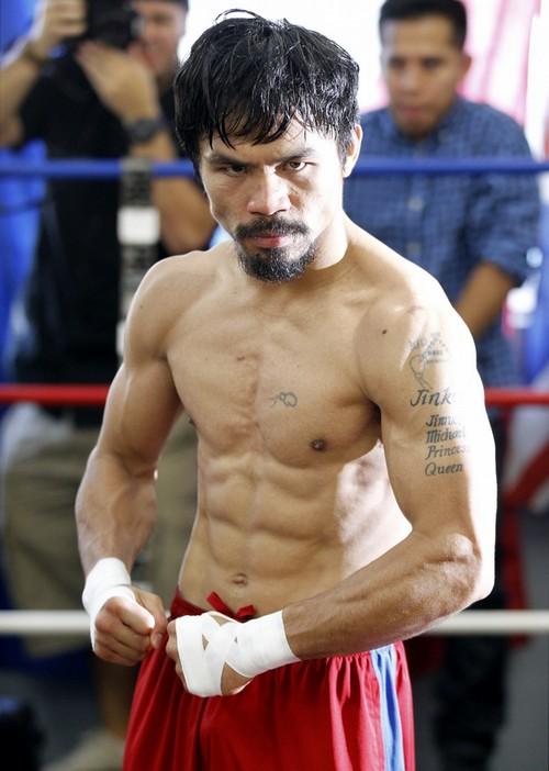 Мэнни Пакьяо (Manny Pacquiao)