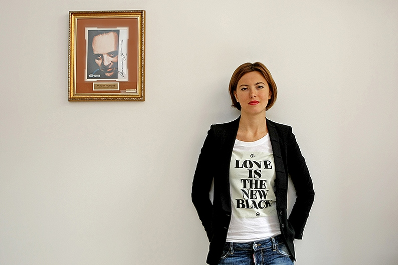 Дарья Фиалко (Darya Fialko)