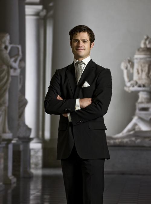 Принц Карл Филипп, герцог Вермландский (Prince Carl Philip, Duke of Varmland) – Карл Филипп Эдмунд Бертиль Бернадот (Carl Philip Edmund Bertil Bernadotte)