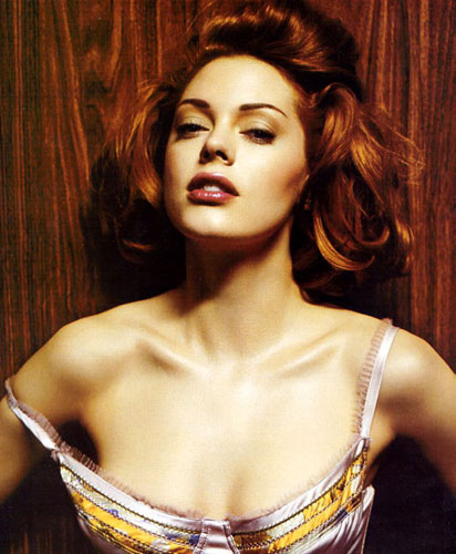 Роуз Макгоуэн (Rose McGowan)