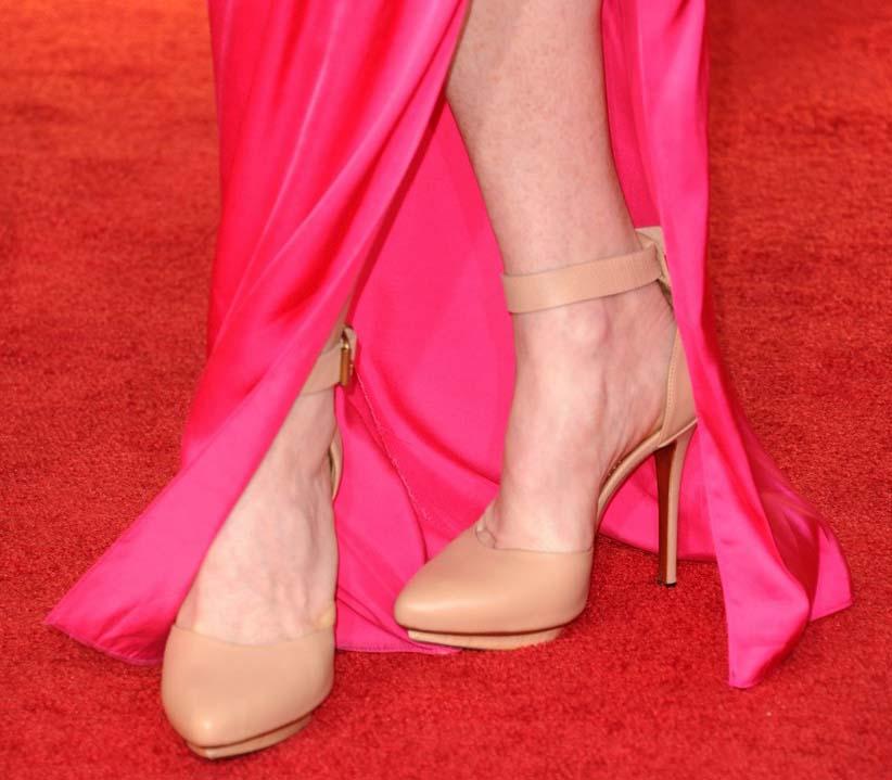 Звездная обувь Джулианны Мур
