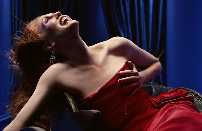 Джулианна Мур для журнала Vanity Fair