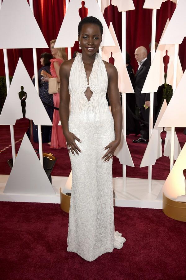 Лучшие наряды премии «Оскар 2015»