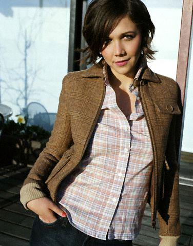 Мэгги Джилленхол (Maggie Gyllenhaal)