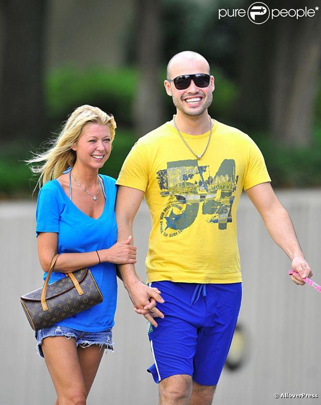 Тара Рейд с мужем
