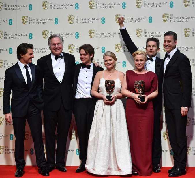 Победители премии Британской Академии кино и театральных искусств BAFTA-2015