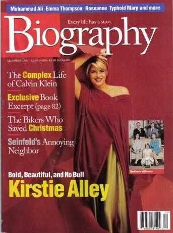 Кирсти Элли на обложках журналов