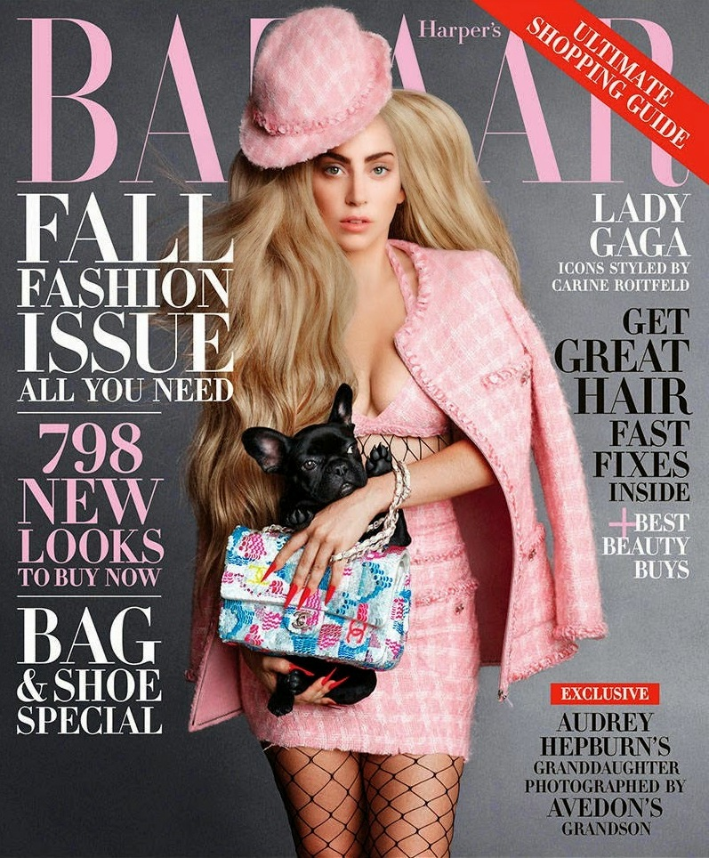 """""""Культовые женщины"""" в Harper's Bazaar US, сентябрь 2014"""