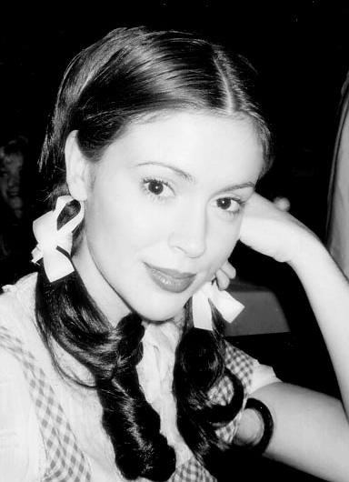 Алисса Милано (Alyssa Milano)