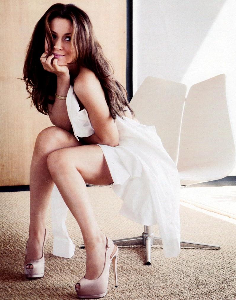 Алисса Милано для летнего номера Maxim USA (июль/август 2013)