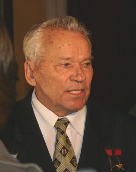 Михаил Калашников (Mickhail Kalashnikov)
