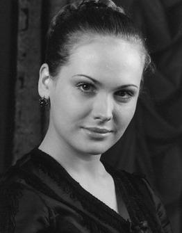 Анна Горшкова (Anna Gorshkova)