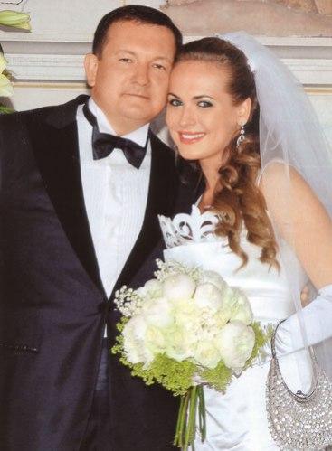 Муж Анны Горшковой