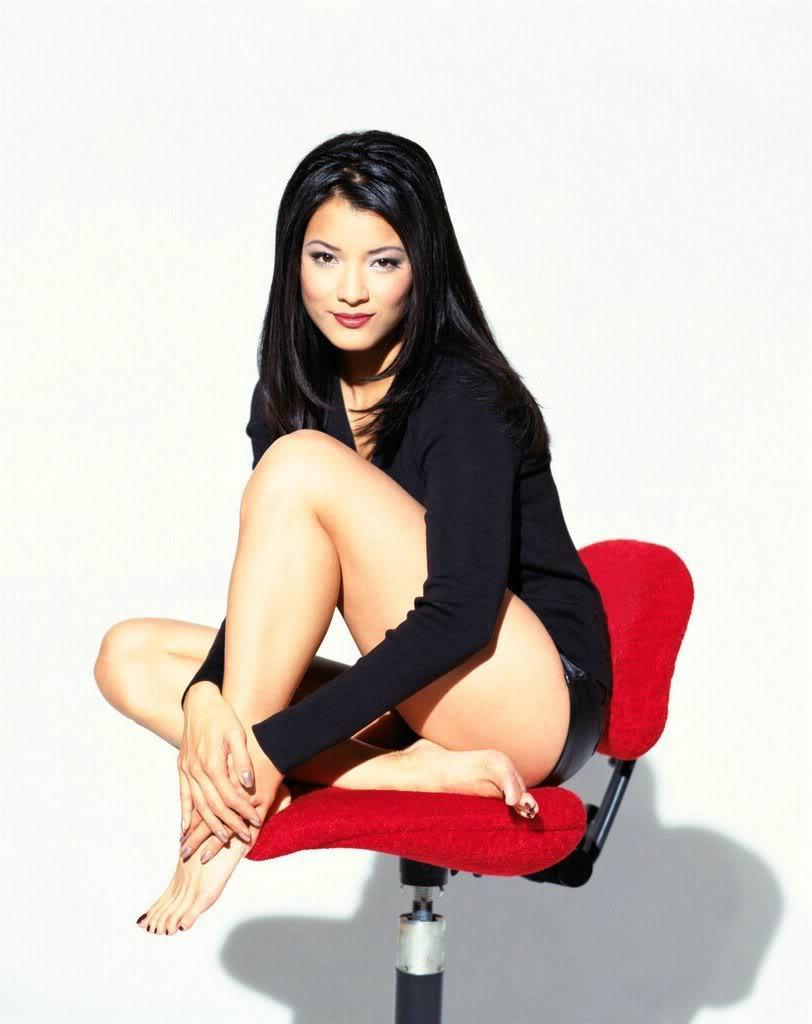 Келли Ху (Kelly Hu)