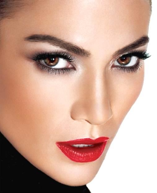 Jennifer lopez eye makeup
