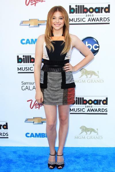 Billboard Music Awards 2013: красная дорожка