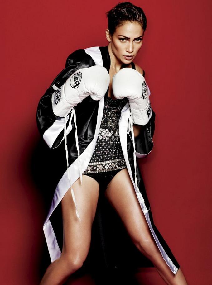 Дженнифер Лопес для V Magazine