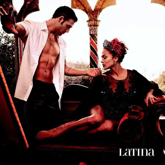 Дженнифер Лопес для Latina, февраль 2015
