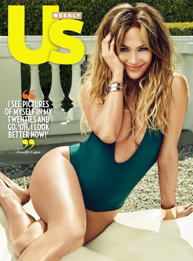 Дженнифер Лопес для US Weekly, июнь 2015