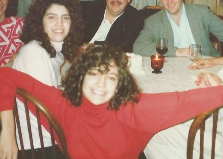 Дженнифер Лопес в юные годы