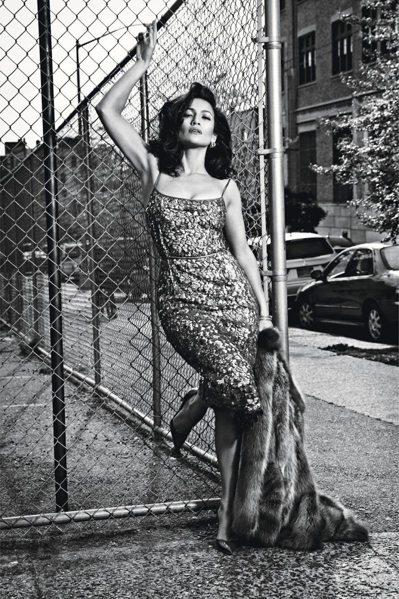 Дженнифер Лопес для журнала W, август 2013