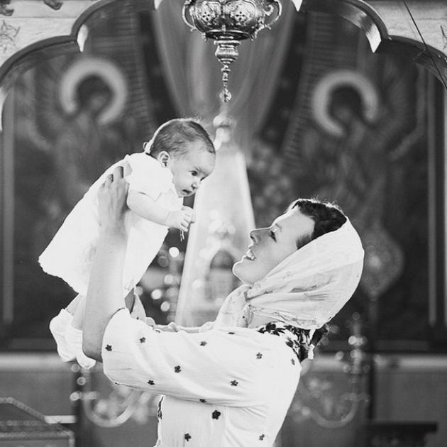 Младшая дочь Миллы Йовович