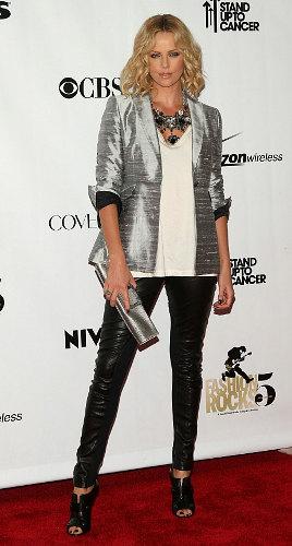 Эволюция стиля Шарлиз Терон: не одежда красит человека