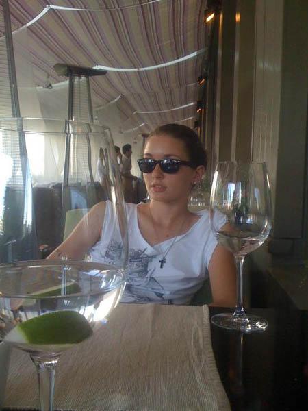 Дочь Кирилла Сафонова