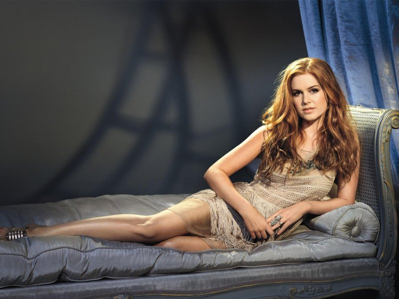Айла Фишер (Isla Fisher)