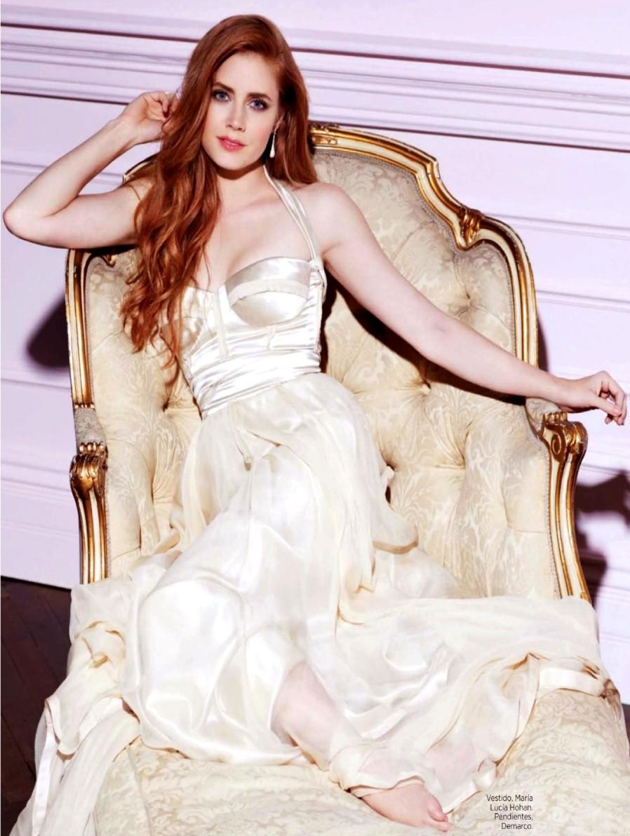 Эми Адамс для журнала Harper's Bazaar Argentina Апрель 2013