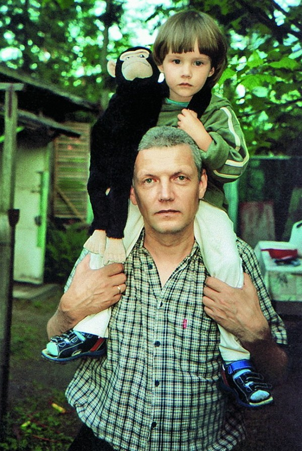 Семья Александра Галибина