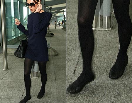 Звездная обувь Виктории Бекхэм