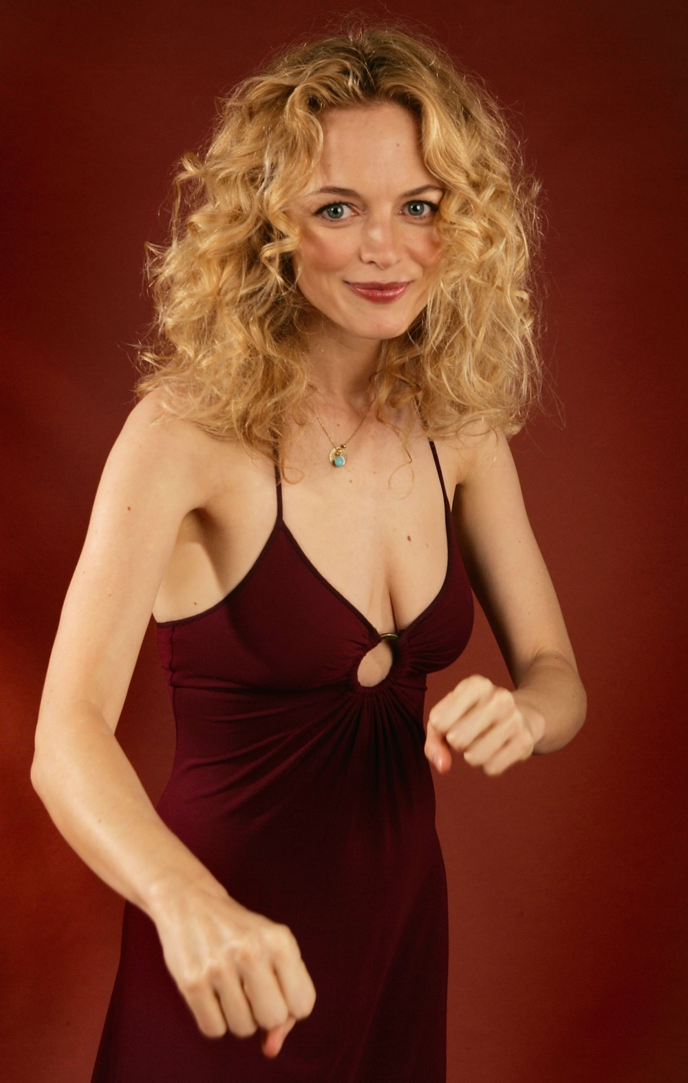 Хизер Грэм (Heather Graham)